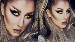 Halloween Werewolf Makeup Tutorial